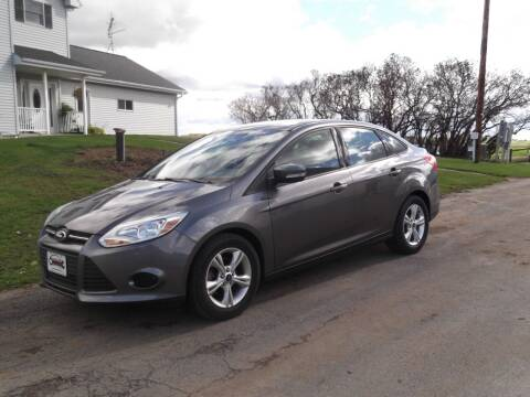 2013 Ford Focus for sale at Clucker's Auto in Westby WI