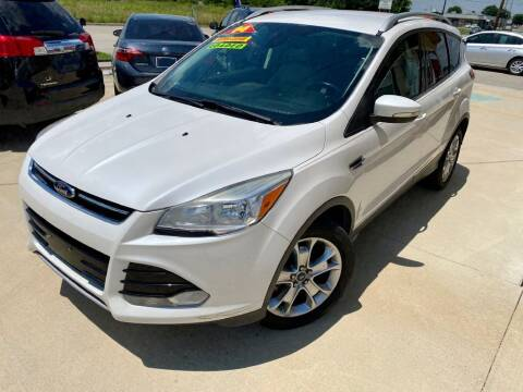 2014 Ford Escape for sale at Raj Motors Sales in Greenville TX