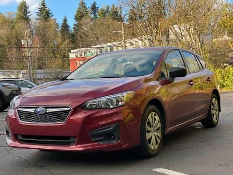 2017 Subaru Impreza for sale at Trucks Plus in Seattle WA