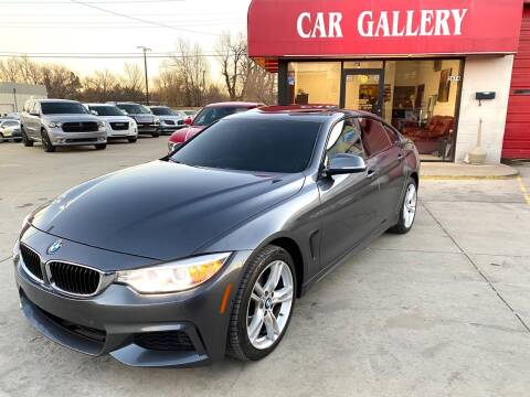 2015 BMW 4 Series for sale at Car Gallery in Oklahoma City OK