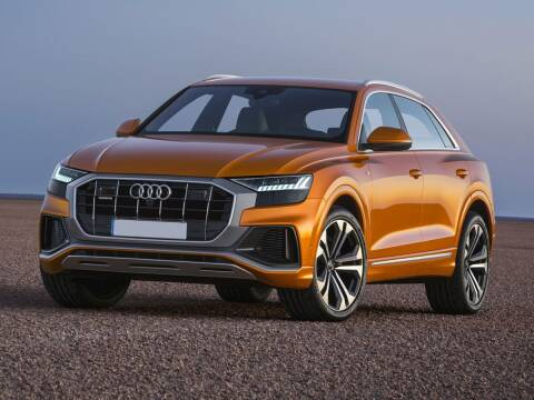 2020 Audi Q8 for sale at Mercedes-Benz of North Olmsted in North Olmstead OH