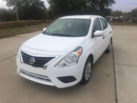 2016 Nissan Versa for sale at Mr. Auto in Hamilton OH