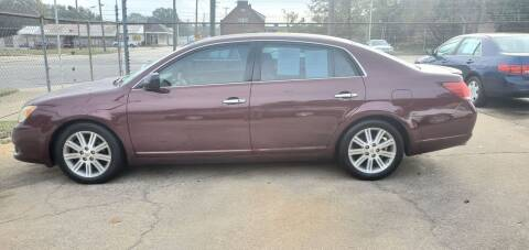 2008 Toyota Avalon for sale at Tims Auto Sales in Rocky Mount NC