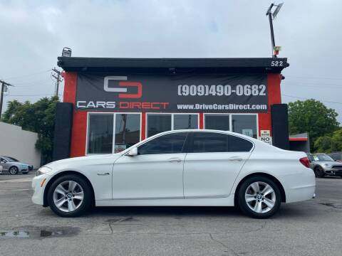 2012 BMW 5 Series for sale at Cars Direct in Ontario CA