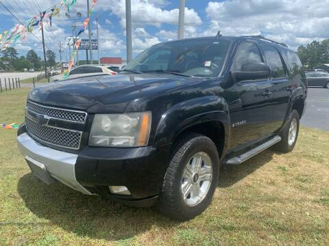 2009 Chevrolet Tahoe for sale at Thoroughbred Motors LLC in Florence SC