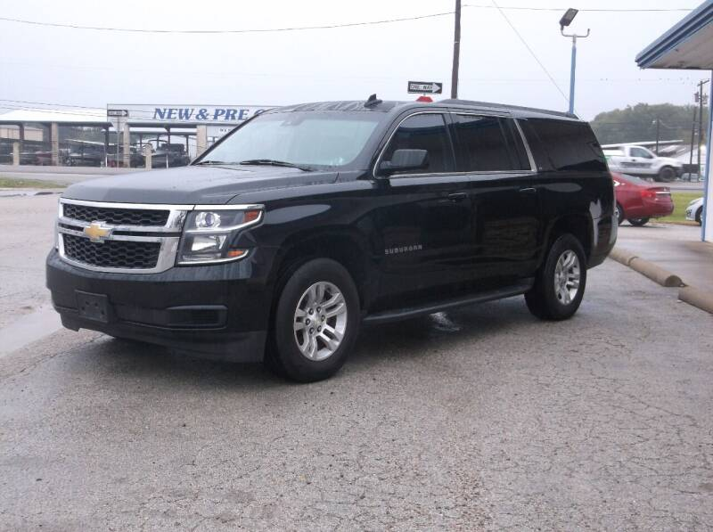 2015 Chevrolet Suburban for sale at AUTO TOPIC in Gainesville TX