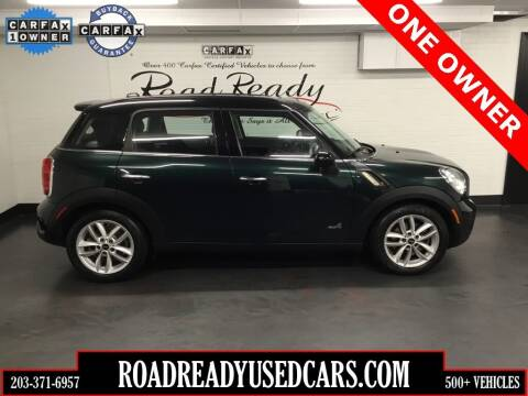 2012 MINI Cooper Countryman for sale at Road Ready Used Cars in Ansonia CT