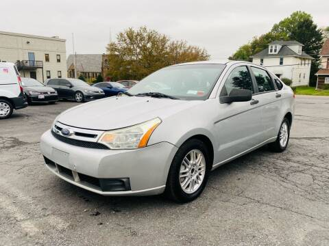 2010 Ford Focus for sale at 1NCE DRIVEN in Easton PA