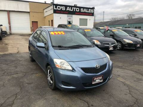 2012 Toyota Yaris for sale at Lo's Auto Sales in Cincinnati OH