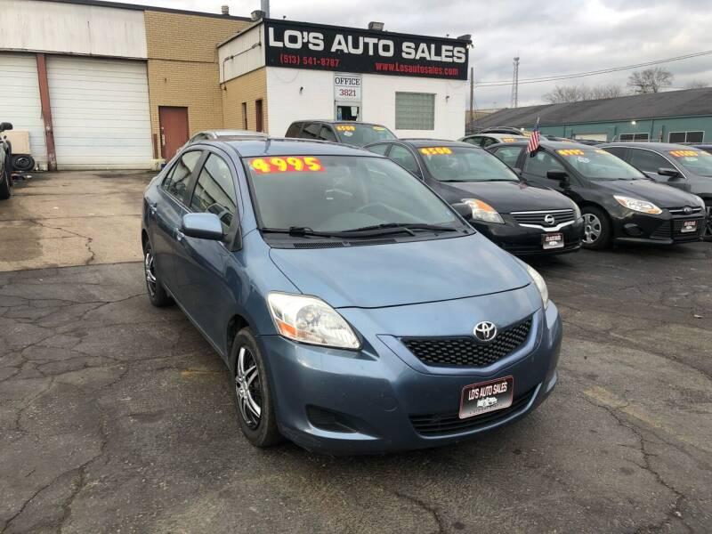 2012 Toyota Yaris for sale at Lo's Auto Sales in Cincinnati OH