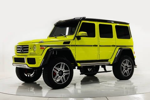 2017 Mercedes-Benz G-Class for sale at Houston Auto Credit in Houston TX