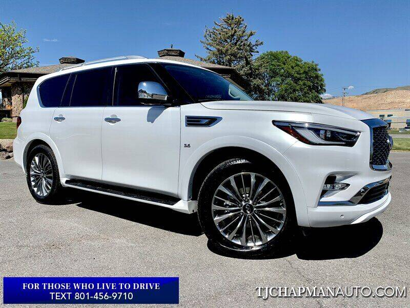 2019 Infiniti QX80 for sale in Salt Lake City, UT