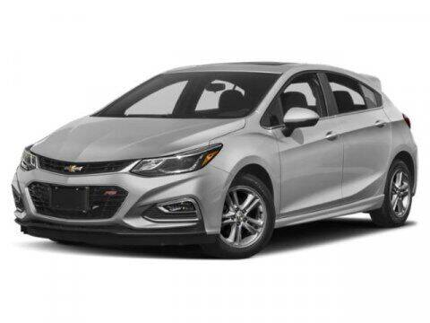 2018 Chevrolet Cruze for sale at J T Auto Group in Sanford NC