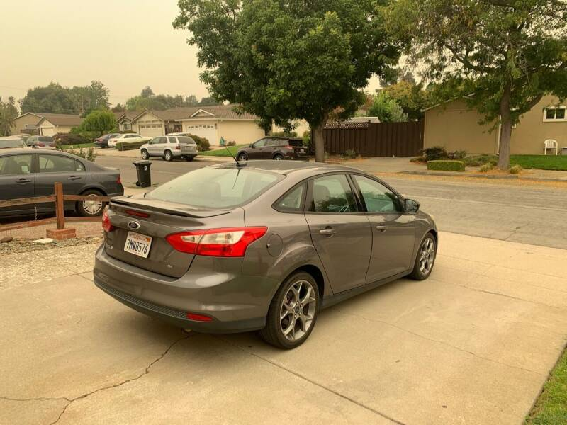 2014 Ford Focus SE 4dr Sedan - Fremont CA