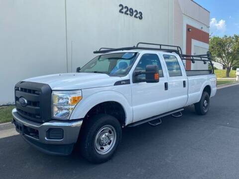 2016 Ford F-250 Super Duty for sale at SEIZED LUXURY VEHICLES LLC in Sterling VA