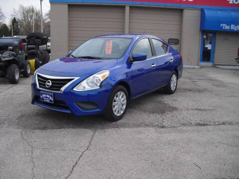 2016 Nissan Versa for sale at 1st Choice Auto Inc in Green Bay WI