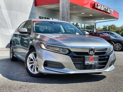 2019 Honda Accord for sale at Gravity Autos Roswell in Roswell GA