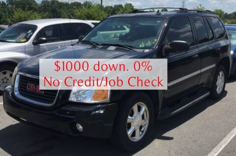 2007 GMC Envoy for sale at D & J AUTO EXCHANGE in Columbus IN