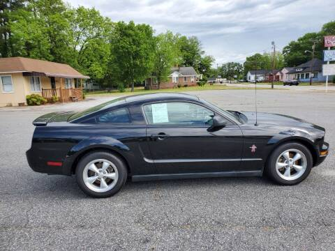 2008 Ford Mustang for sale at A-1 Auto Sales in Anderson SC