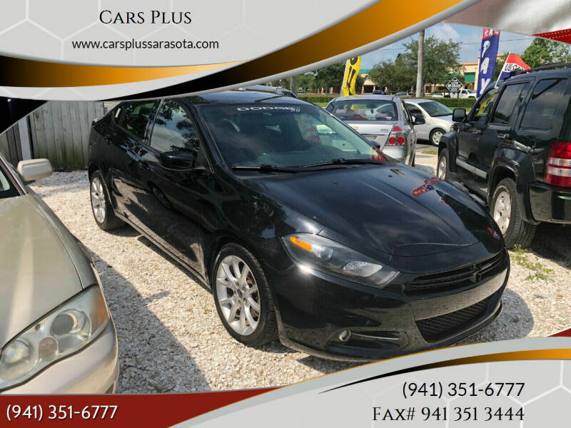 2013 Dodge Dart for sale at Cars Plus in Sarasota FL