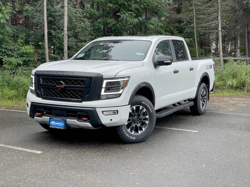 2021 Nissan Titan for sale in Anchorage, AK