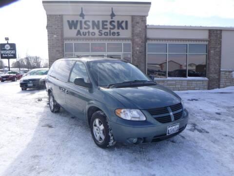 2007 Dodge Grand Caravan for sale at Wisneski Auto Sales, Inc. in Green Bay WI