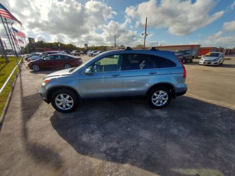 2007 Honda CR-V for sale at BIG 7 USED CARS INC in League City TX