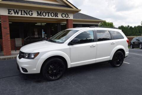 2016 Dodge Journey for sale at Ewing Motor Company in Buford GA