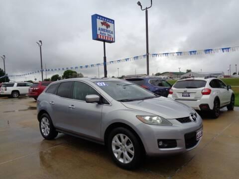 2007 Mazda CX-7 for sale at America Auto Inc in South Sioux City NE