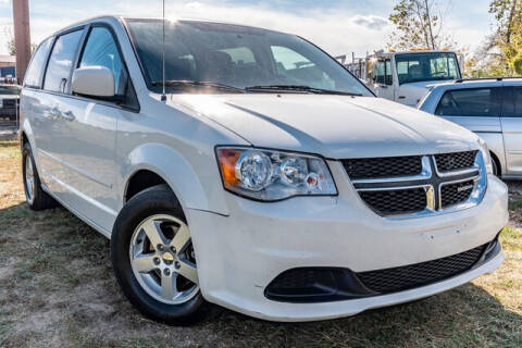 2011 Dodge Grand Caravan for sale at Fruendly Auto Source in Moscow Mills MO