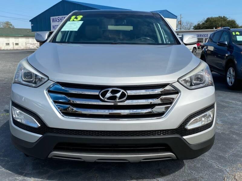 2013 Hyundai Santa Fe Sport for sale at Greenville Motor Company in Greenville NC