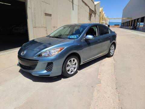2012 Mazda MAZDA3 for sale at NEW UNION FLEET SERVICES LLC in Goodyear AZ