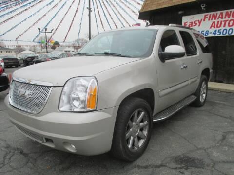 2008 GMC Yukon for sale at EZ Finance Auto in Calumet City IL