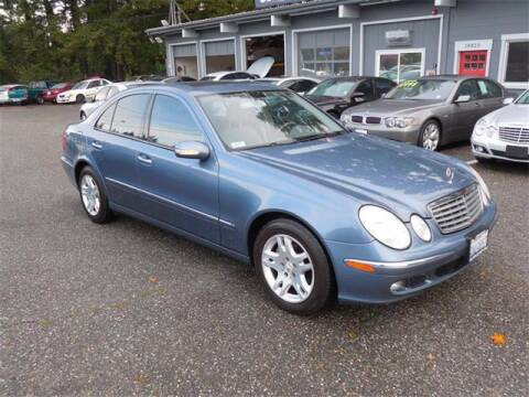 2006 Mercedes-Benz E-Class for sale at Autoplex Motors in Lynnwood WA