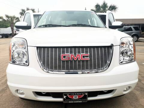 2012 GMC Yukon for sale at Car Ex Auto Sales in Houston TX