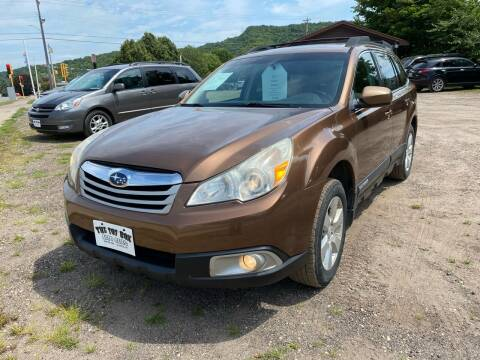 2011 Subaru Outback for sale at Toy Box Auto Sales LLC in La Crosse WI