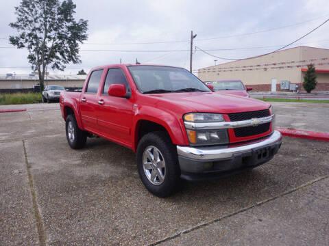 2012 Chevrolet Colorado for sale at BLUE RIBBON MOTORS in Baton Rouge LA