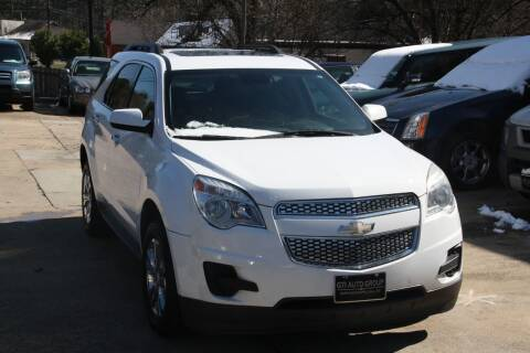 2013 Chevrolet Equinox for sale at GTI Auto Exchange in Durham NC