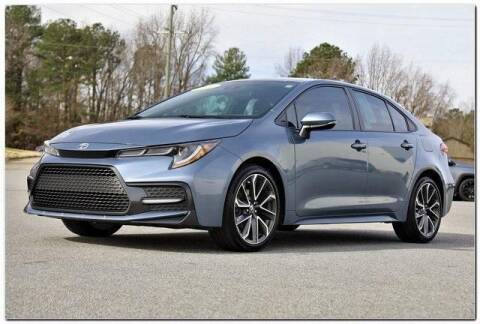 2020 Toyota Corolla for sale at WHITE MOTORS INC in Roanoke Rapids NC
