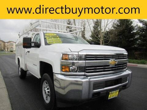 2018 Chevrolet Silverado 2500HD for sale at Direct Buy Motor in San Jose CA