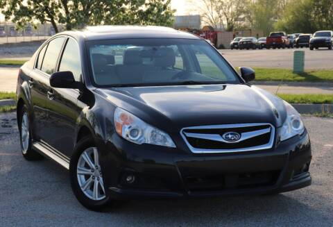 2012 Subaru Legacy for sale at Big O Auto LLC in Omaha NE