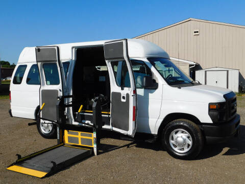 2012 Ford E-Series Cargo for sale at Macrocar Sales Inc in Akron OH