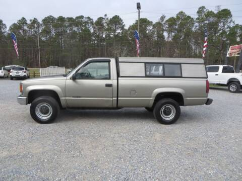 2000 Chevrolet C/K 2500 Series for sale at Ward's Motorsports in Pensacola FL