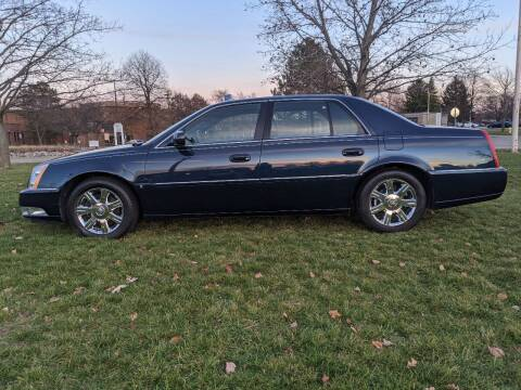 2006 Cadillac DTS for sale at Motors Inc in Mason MI