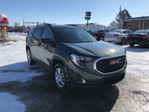2019 GMC Terrain for sale at Carney Auto Sales in Austin MN
