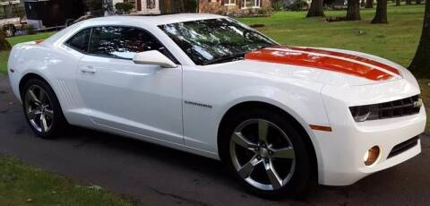 2011 Chevrolet Camaro for sale at Ivyridge Motorcars Inc in Ottsville PA