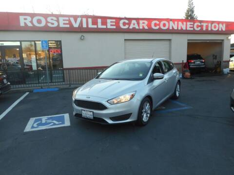 2015 Ford Focus for sale at ROSEVILLE CAR CONNECTION in Roseville CA