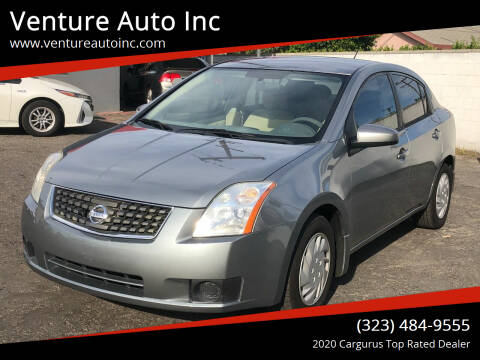 2007 Nissan Sentra for sale at Venture Auto Inc in South Gate CA