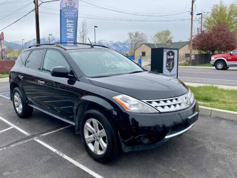 2007 Nissan Murano for sale at The Car-Mart in Murray UT