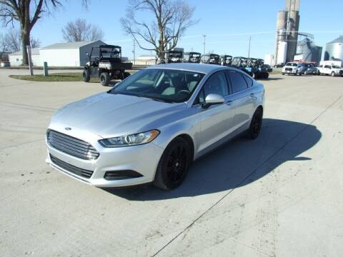 2016 Ford Fusion for sale at Koop's Sales and Service in Vinton IA